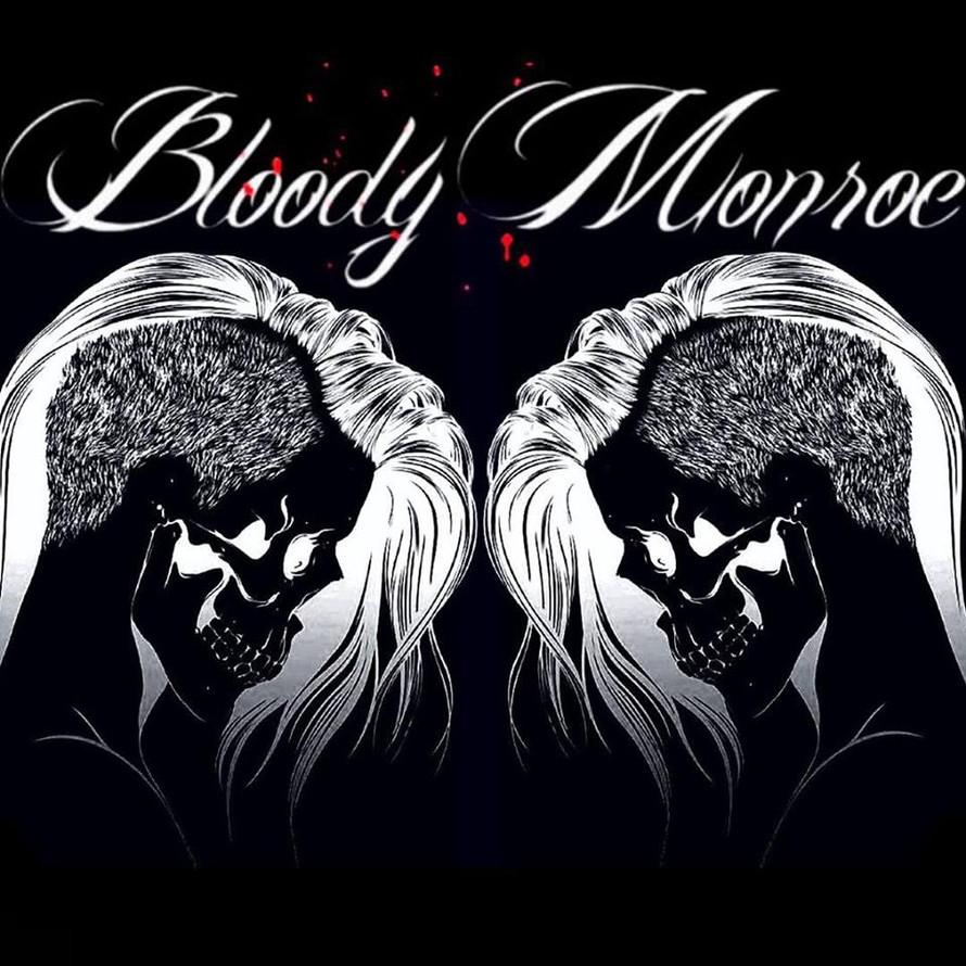 Bloody Monroe Artwork
