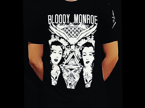 "Bloody Monroe ""Wise Owl"" T-Shirt"