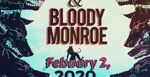 Bloody Monroe live @ Blackbar... round 2