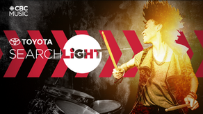 Toyota Searchlight CBC Music