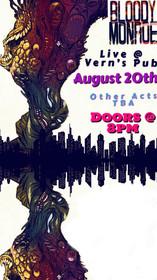 Concert Promotion Poster