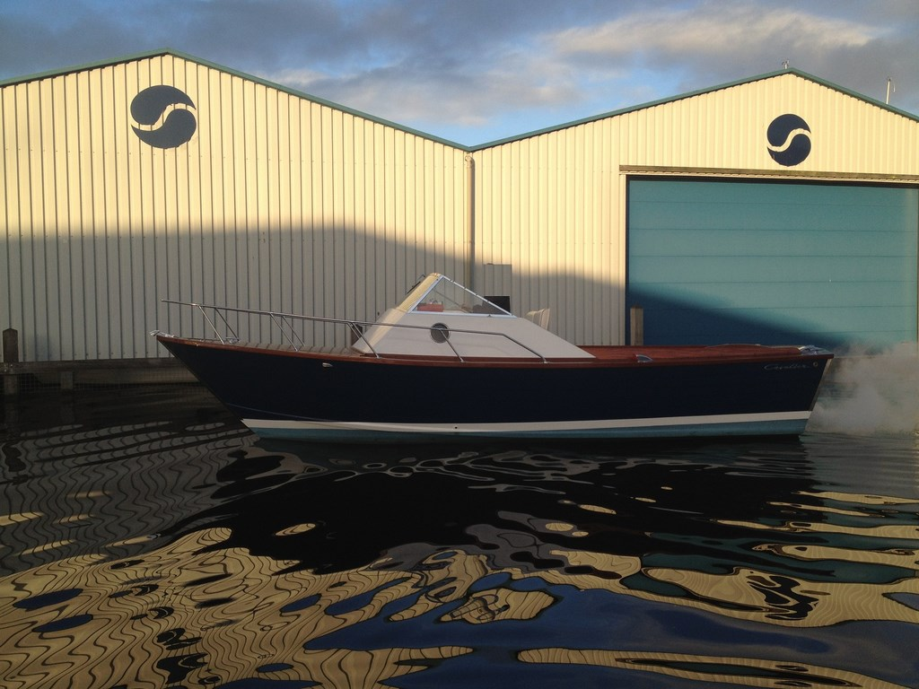 Chris Craft Cutlass