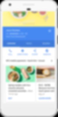 Google My Business Green Stick Marketing