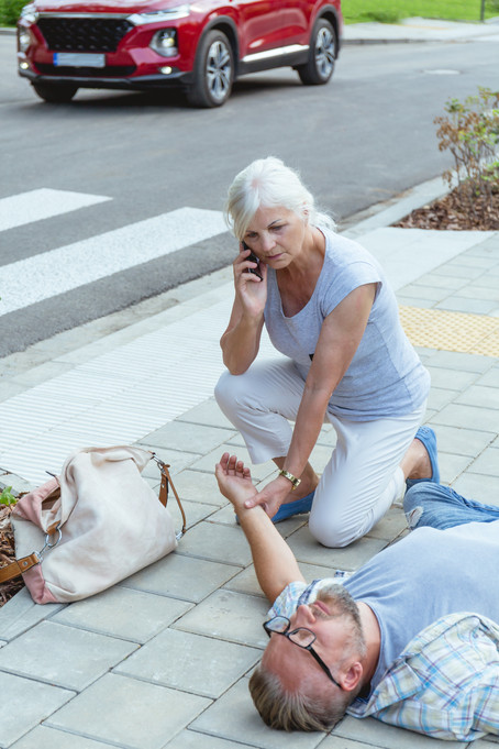 Addressing the Epidemic of Falls in the Elderly Population