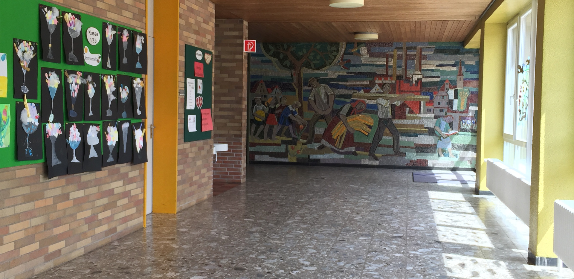 Schulgang