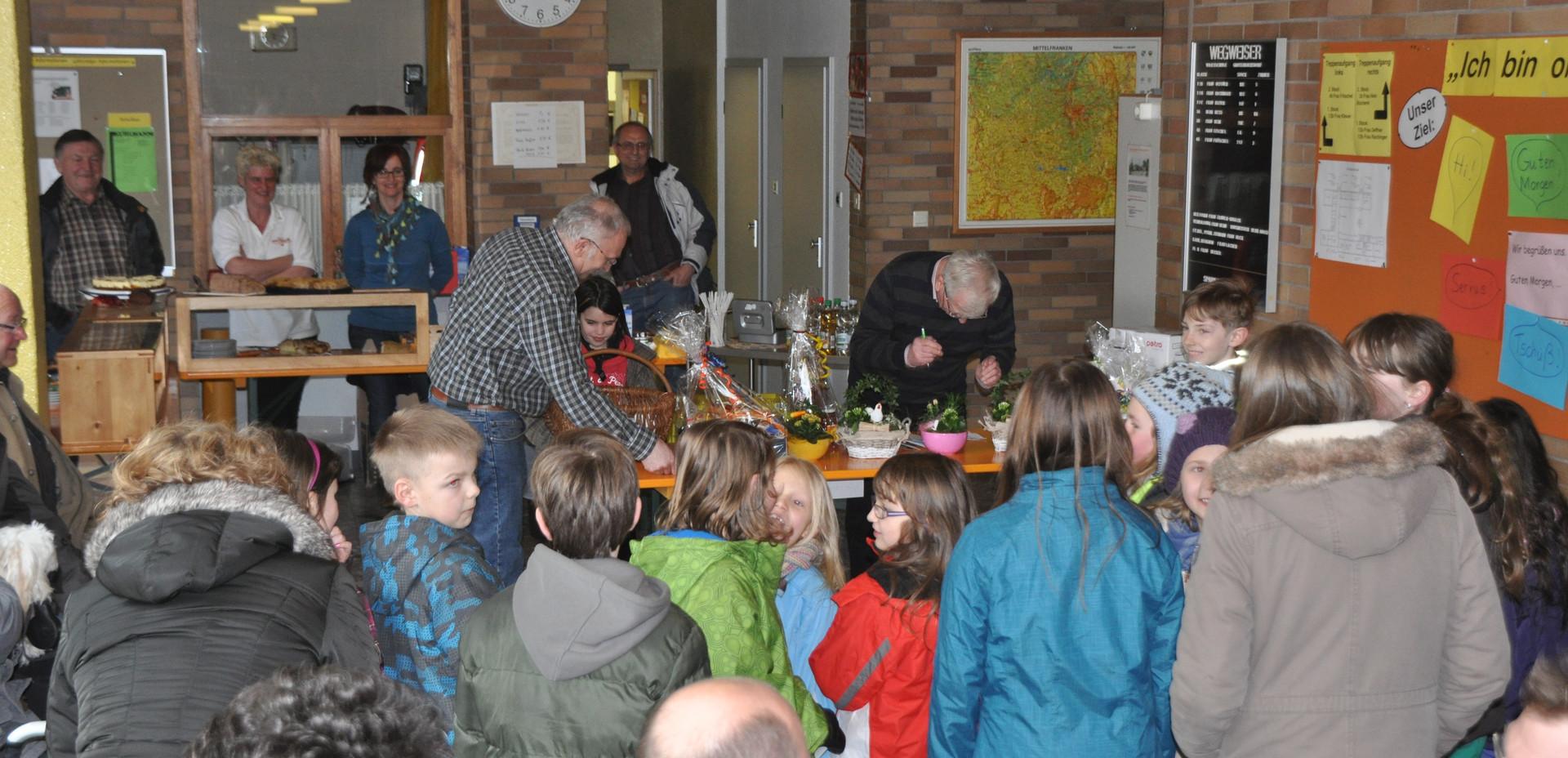 Osterrätsel 2013
