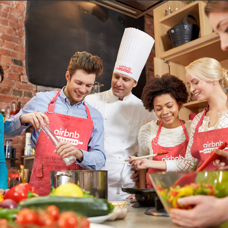 Airbnb Subrand: Airbnb Cookhouse