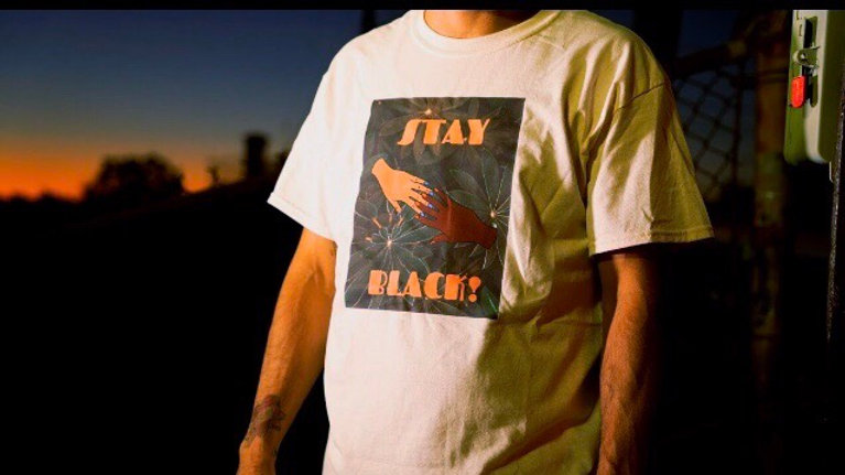 Stay Black Together Tee