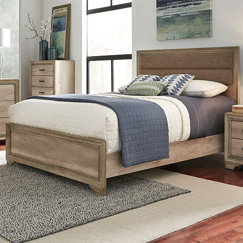 Hunter Queen Bed