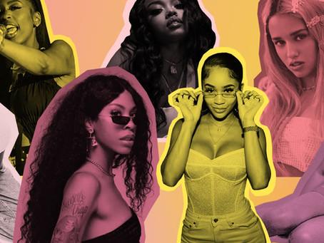 2020's Biggest Female Rap Influencers