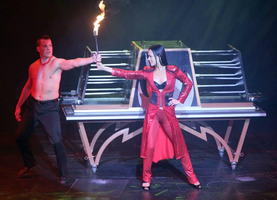 Madame Houdini