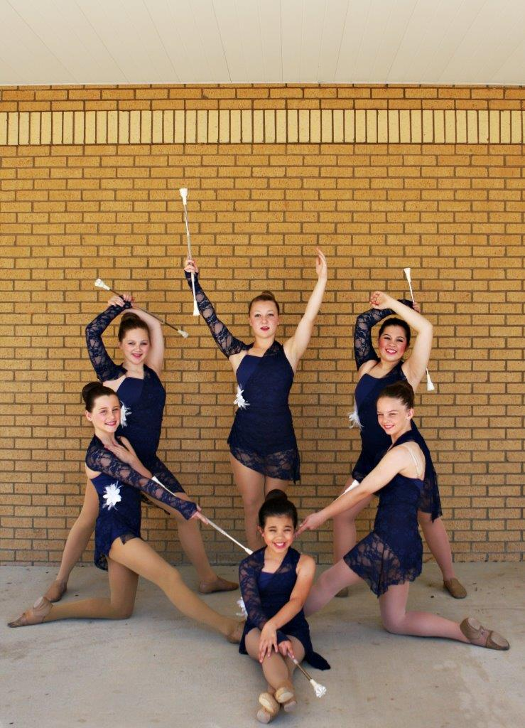 Twirling Team
