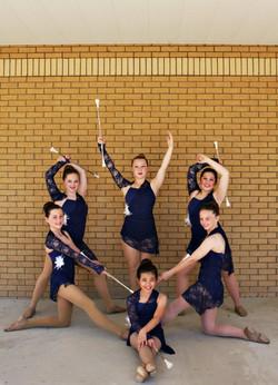 Twirling Team
