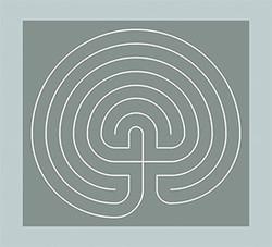 A classic seven-circuit labyrinth