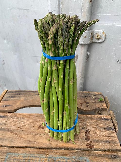 Homegrown Asparagus - bunch