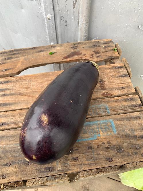Homegrown Eggplant - each