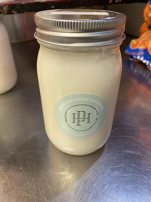 Pineapple House Creations Christmas 2020 Candle