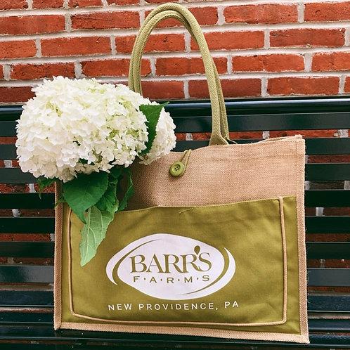 Reusable Barr's Bag