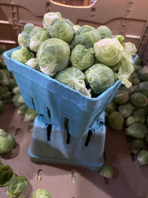 Brussels Sprouts - pint