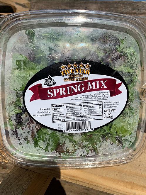 Spring Mix - 1/2 #