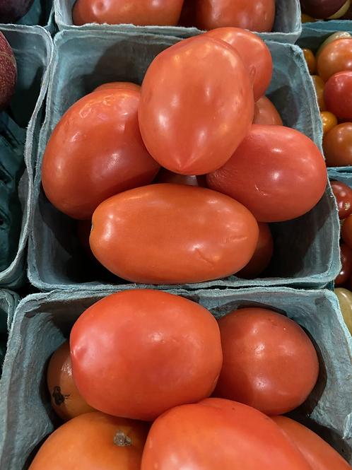 Plum Tomatoes - quart