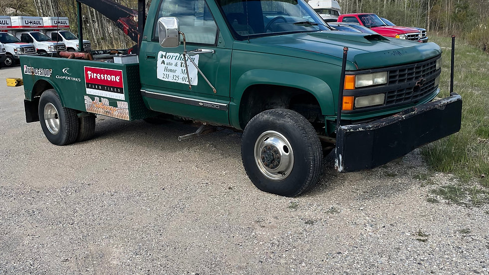1997 Chevy Cab & Chassis