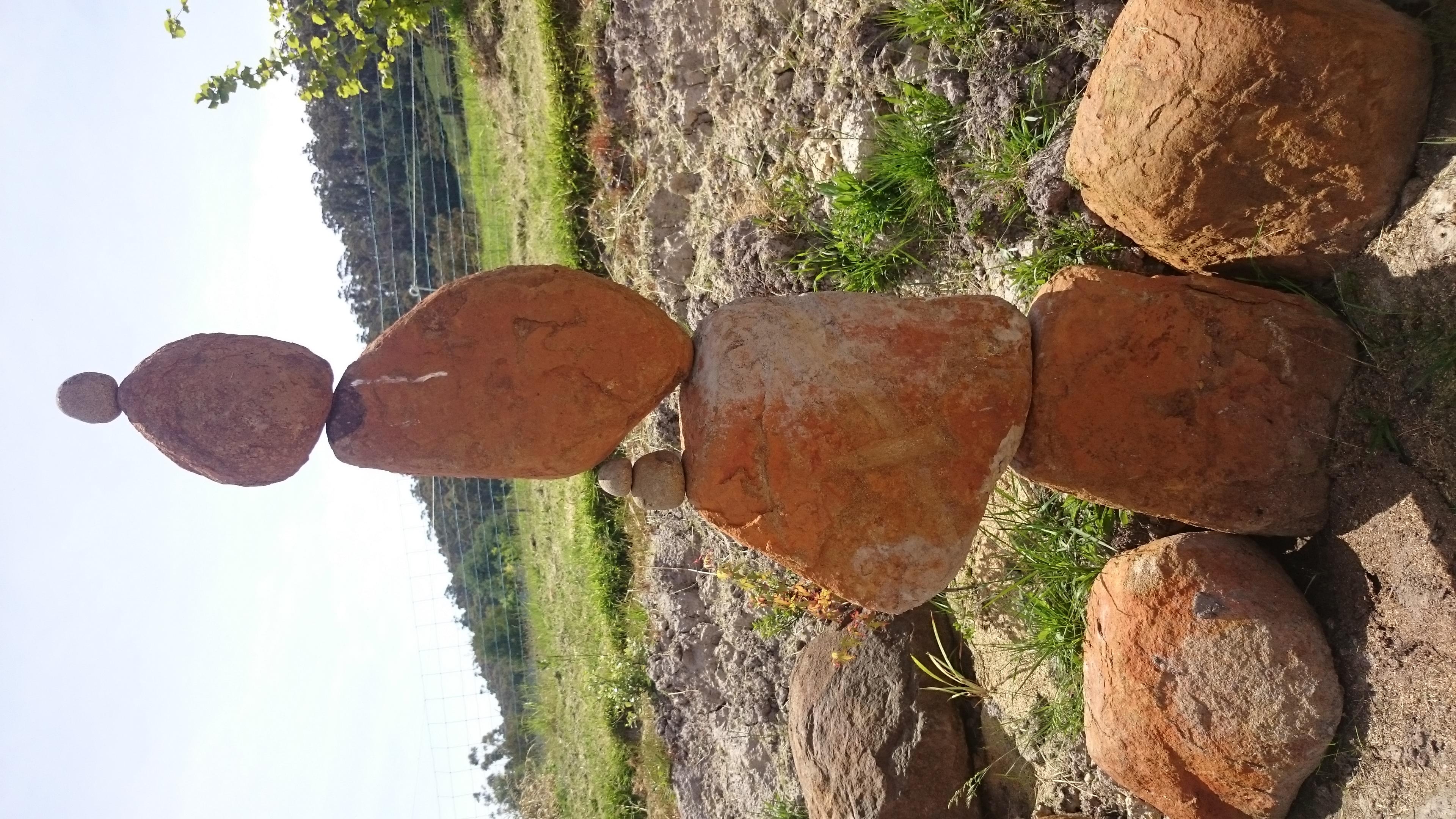 Stacked Stones