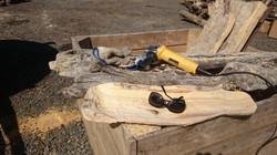 huon pine platter arbortec grinder