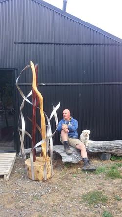 harmony driftwood huon pine myrtle holly