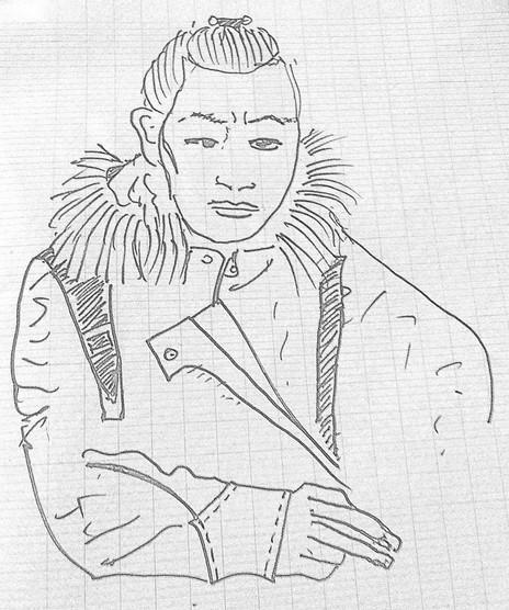 Portrait XVIII