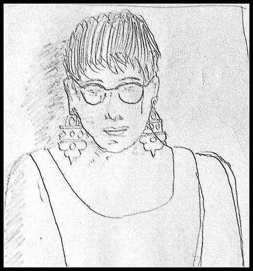 Portrait XVII