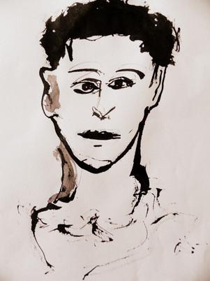 Portrait monochrome 2