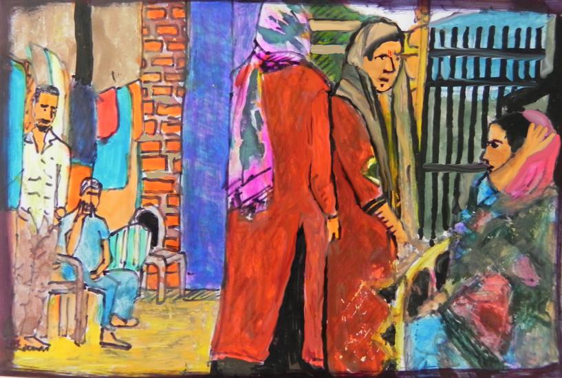 Image de la pauvreté mondiale