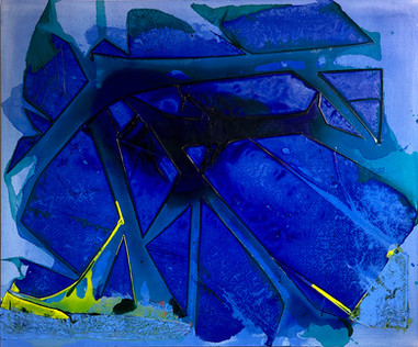 On Thin Ice (blue)