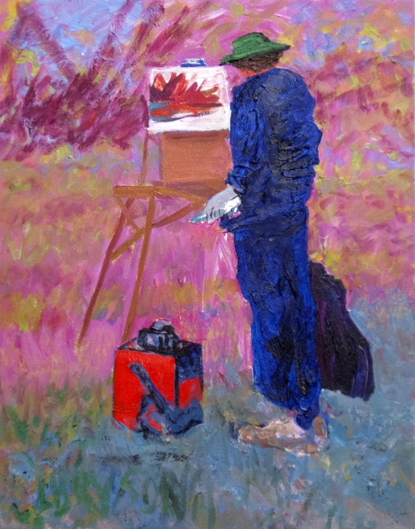 artist.Hero.Kathy.Paint