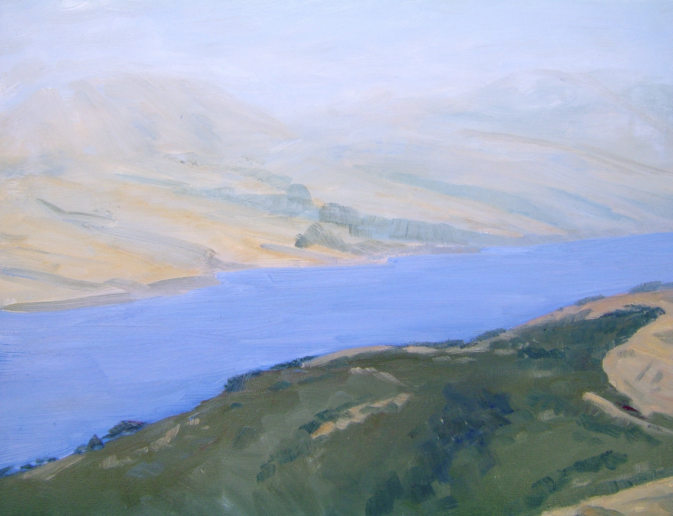 Blue.Tomales Bay8