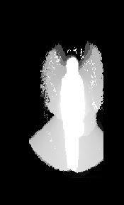 Virtual Snow Angel