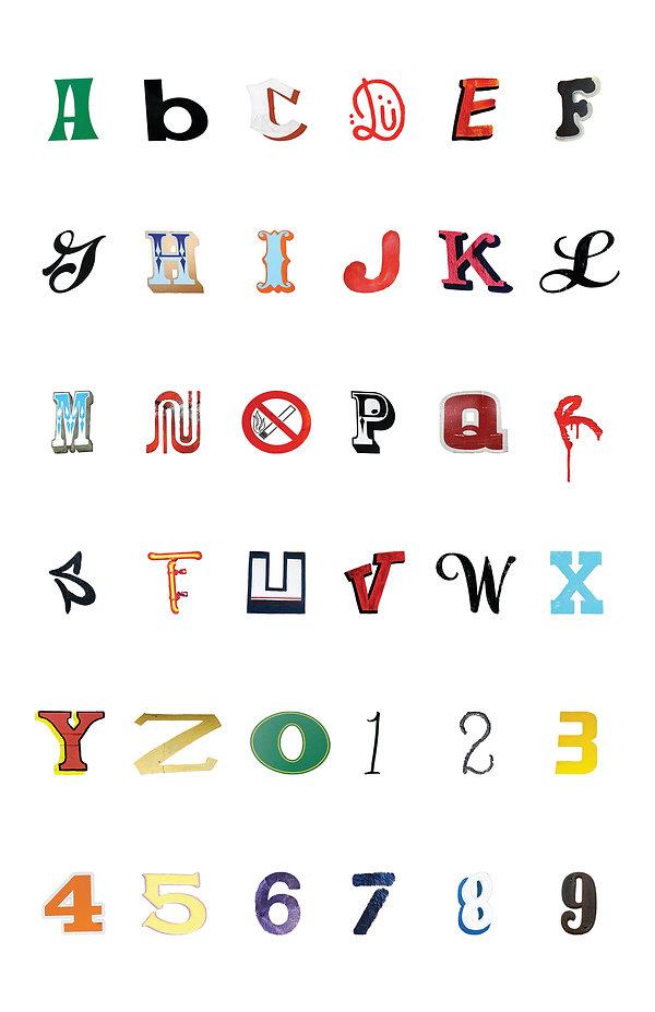 24th St Typeface