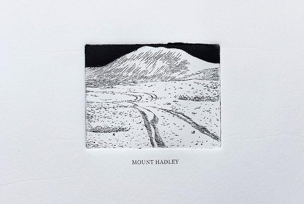 Mount Hadley
