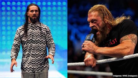 PA'L HELL IN A CELL: Edge reta a Rollins a una lucha dentro de la peligrosa celda (VIDEO)