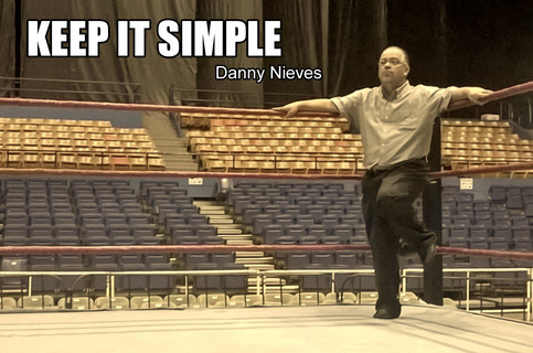 "KEEP IT SIMPLE con Danny Nieves - ""ABRACADABRA..."""