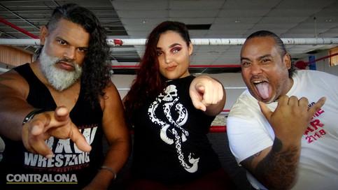 Vertigo, Raeven Marie y Raziel: El éxito tras ser parte del Wild Samoan Training Center (VIDEO)