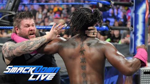 Notas de SmackDown LIVE: Kingston reta a Owens; Hardys renuncian a títulos en pareja; Integrantes pa