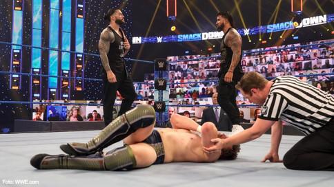 SmackDown: Jey Uso derrota a Daniel Bryan y ACEPTA a Roman Reigns como el Jefe de la Tribu