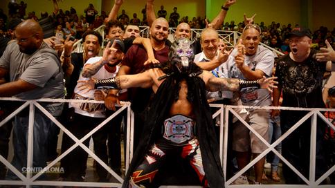 WWL Golpe de Estado: Puro Macho derrota a Team IWA; Regresa Miguel Pérez; Mecha Wolf retiene; Dennis