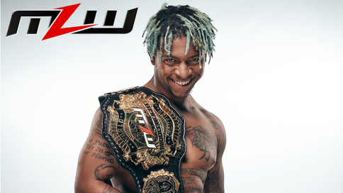 MLW: Lio Rush defeats Myron Reed for the World Middleweight Championship at Kings of Colosseum