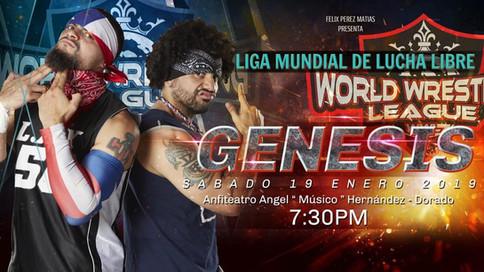 Notas de WWL: LAX a ser parte de Génesis; Fashion vs. BJ; Barreto reta a Davidson y más (VIDEO)