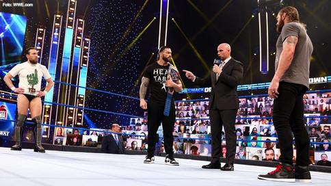 WrestleMania 37: Una triple amenaza por la REIVINDICACIÓN