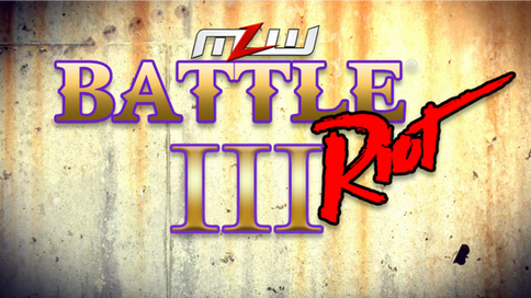 MLW a transmitir el evento Battle Riot III GRATIS a través de YouTube