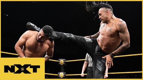 NXT: Damian Priest hace su debut en los cuadriláteros de WWE (VIDEO)